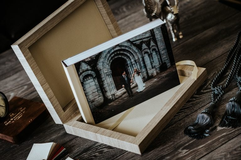 Designing your wedding album & Wall art